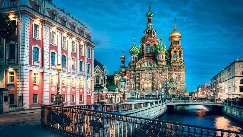 Onde Ficar em São Petersburgo na Rússia