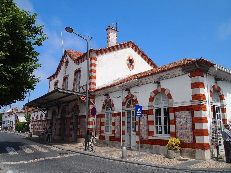 Onde Ficar em Sintra: Estação de Trem