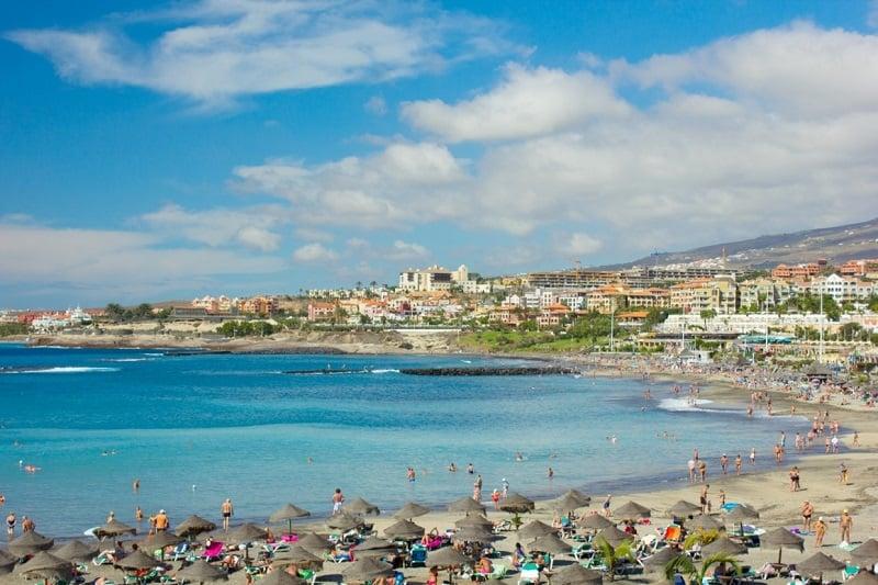 Onde Ficar em Tenerife: Playa de las Américas