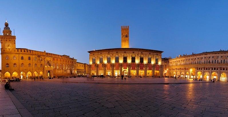 Onde Ficar em Bolonha: Centro Histórico