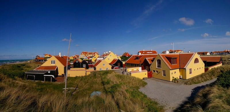 Onde Ficar em Skagen na Dinamarca: Nas proximidades da praia