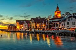 Onde Ficar em Stavanger na Noruega