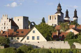 Onde Ficar em Visby na Suécia