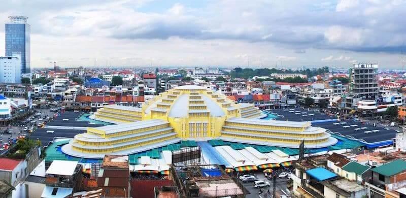 Onde Ficar em Phnom Penh na Camboja: Centro