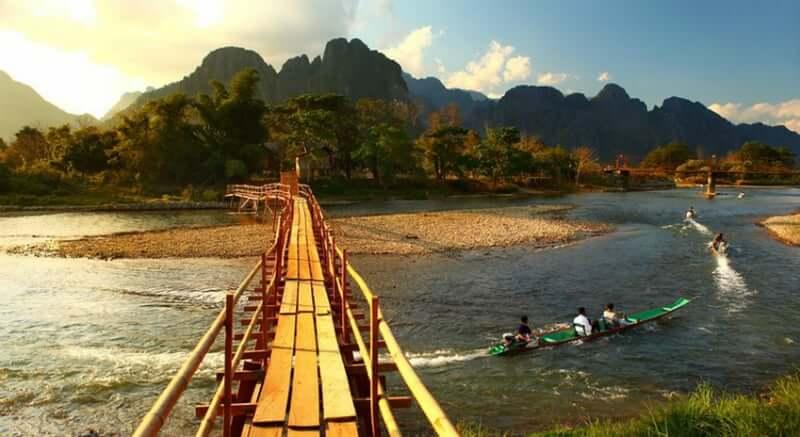 Onde Ficar em Vang Vieng em Laos