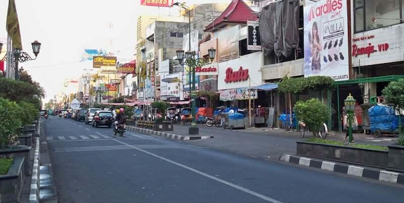 Onde Ficar em Yogyakarta na Indonésia: Centro