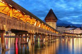 Onde Ficar em Lucerna na Suíça