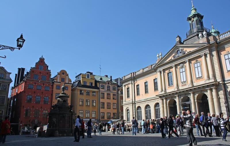 Onde Ficar em Estocolmo na Suécia: Norrmalm