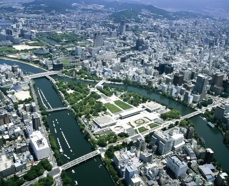 Onde Ficar em Hiroshima: Naka-ku