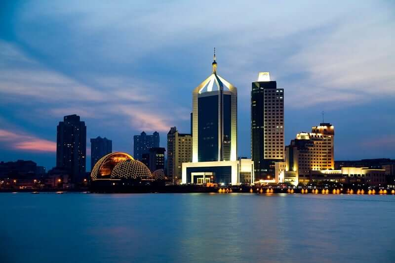 Onde Ficar em Qingdao: Distrito Shinan