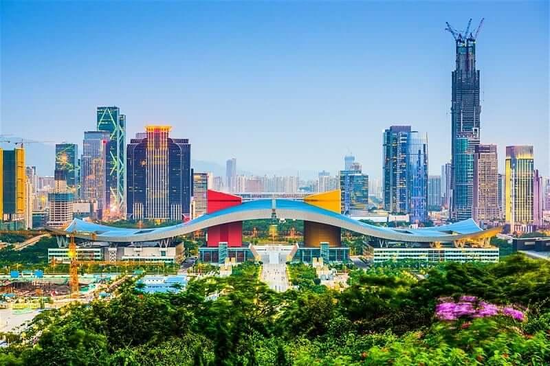 Onde Ficar em Shenzhen: CBD e Huangqiangbei