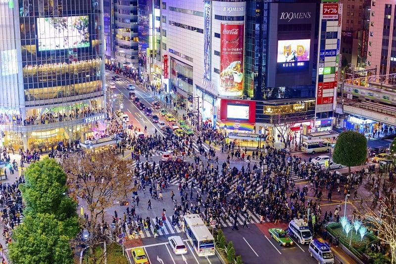 Onde Ficar em Tóquio: Shibuya