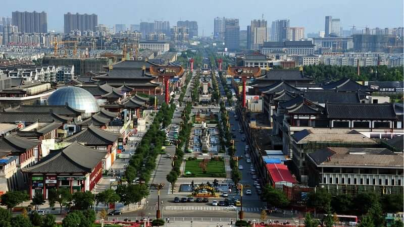 Onde Ficar em Xian