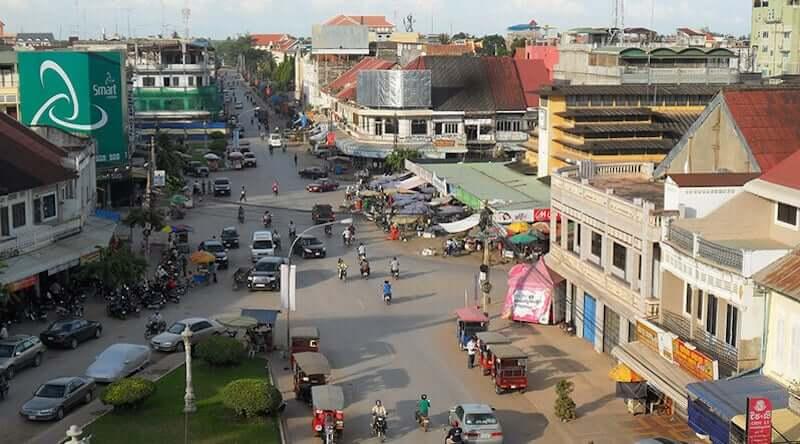 Onde Ficar em Siem Reap na Camboja: Old French Quarter
