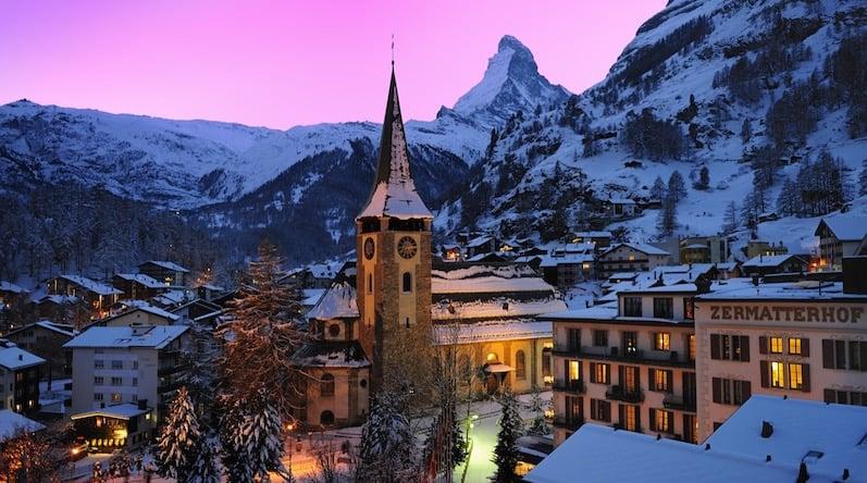 Onde Ficar em Zermatt na Suíça