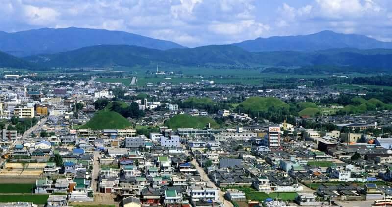 Onde Ficar em Gyeongju na Coréia do Sul: Centro