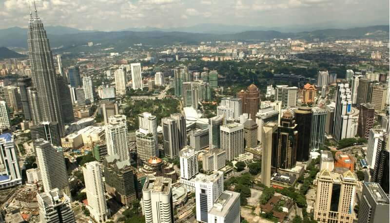 Onde Ficar em Kuala Lumpur na Malásia: Centro