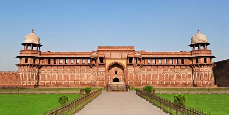 Onde Ficar em Agra na Índia: Próximo ao Agra Fort