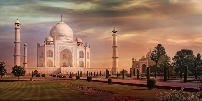 Onde Ficar em Agra na Índia: Próximo ao Taj Mahal