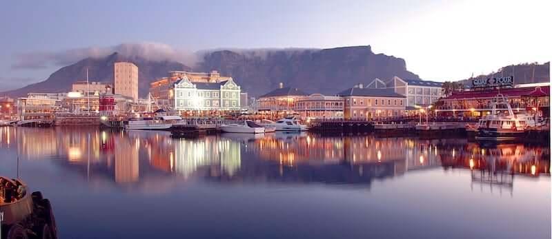 Onde Ficar em Cidade do Cabo na África do Sul: Waterfront