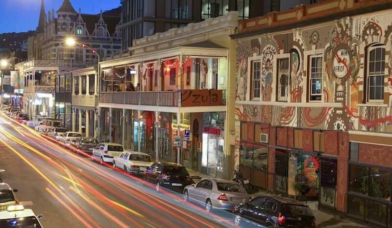Onde Ficar em Cidade do Cabo na África do Sul: Long Street