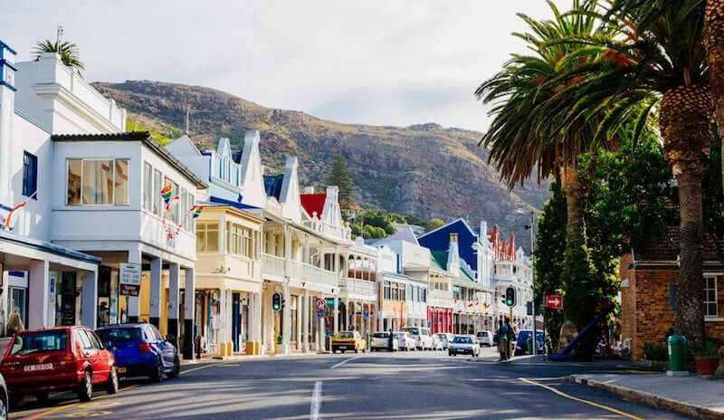 Onde Ficar em Hermanus na África do Sul: Centro