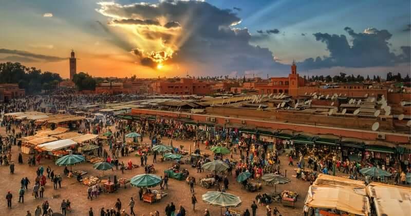 Onde Ficar em Marrakech no Marrocos