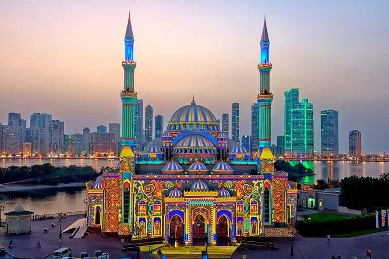 Onde Ficar em Sharjah nos Emirados Árabes