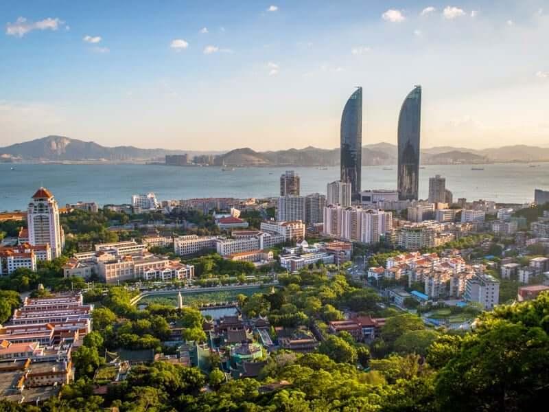 Onde Ficar em Xiamen