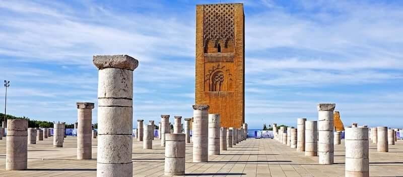 Onde Ficar em Rabat no Marrocos